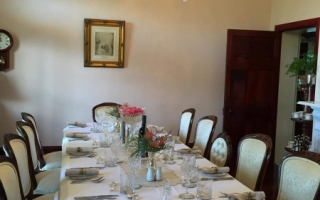 Functions at Leconfield House